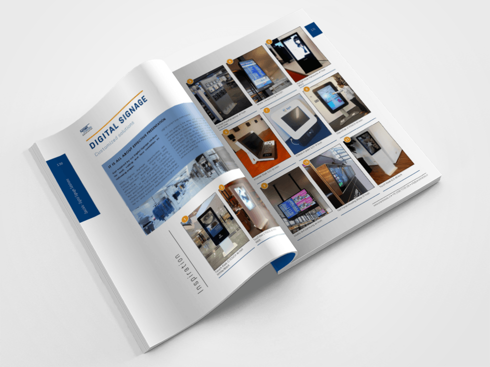 SmartMetals Digital Signage brochure 2018-2019