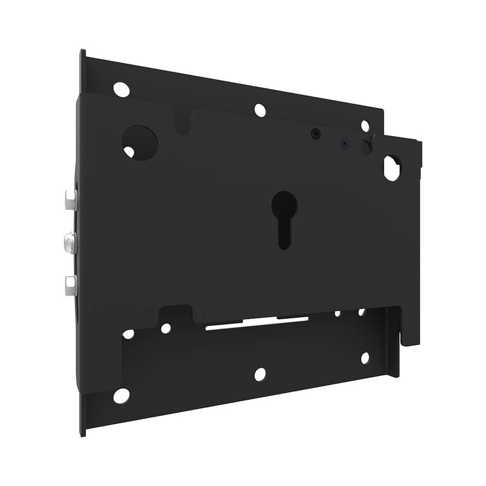 Tiltbare wand- truss module voor schermbeugels met ...